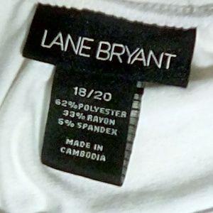 Lane Bryant Tops - Lane Bryant Size 18/20 Embellished Tunic